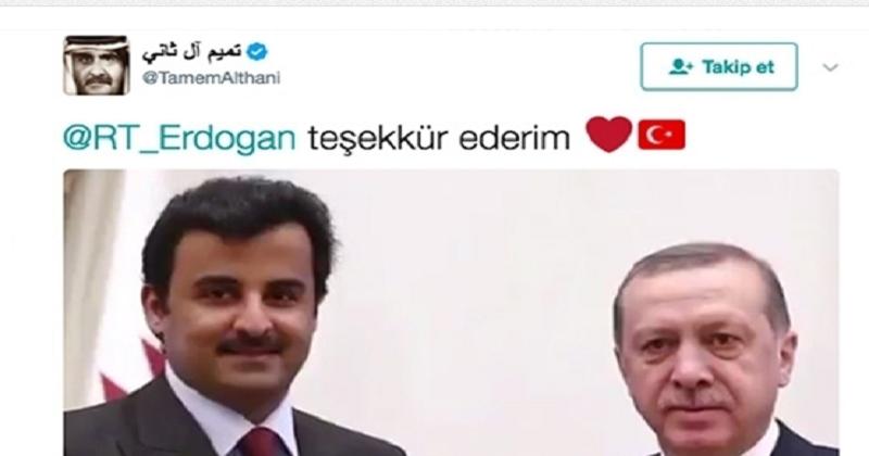 تميم وأردوغان
