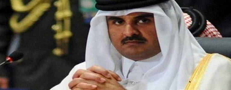 مصادر خليجية : تميم يرفض مغادرة الدوحة خوفا من الانقلاب عليه