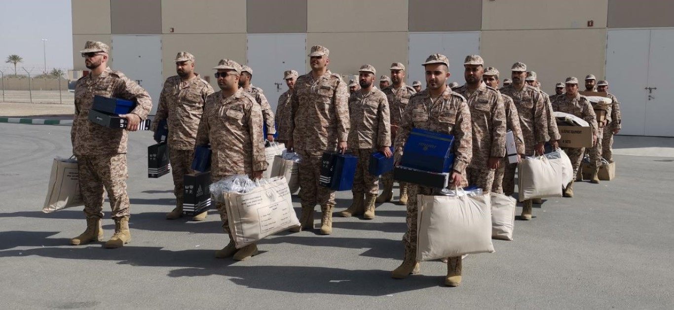 شروط القبول في الجيش الإماراتي للوافدين