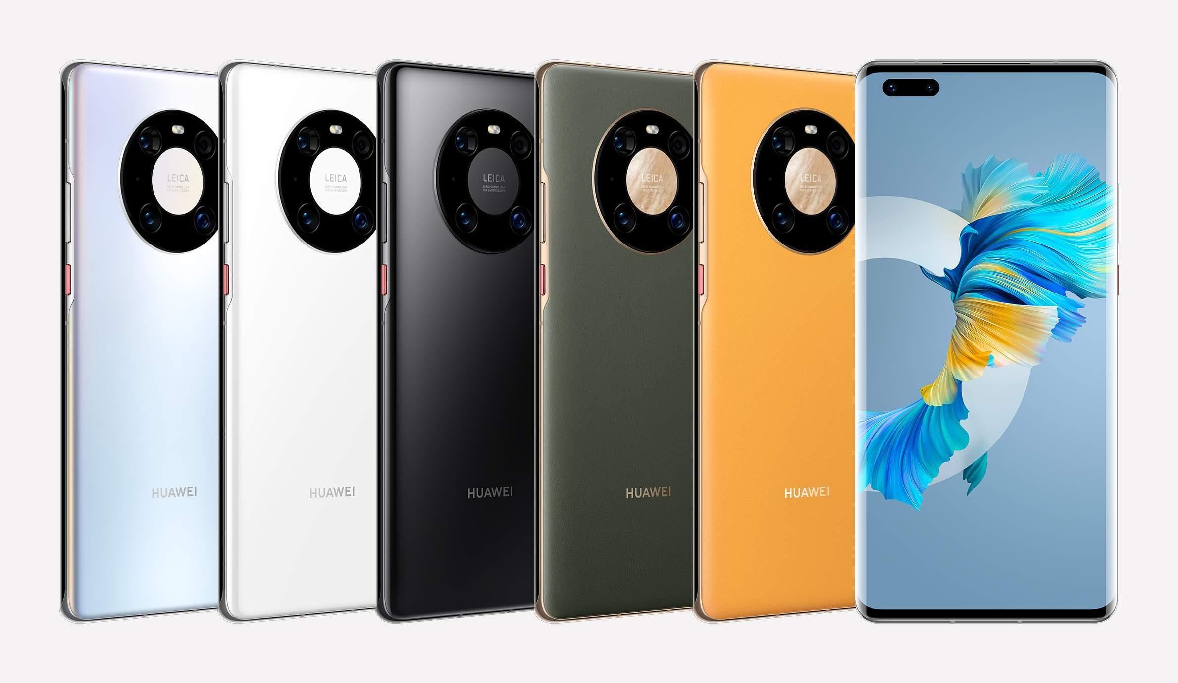 سعر ومواصفات هاتف HUAWEI Mate 40 Pro في السعودية 2
