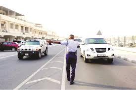 مخالفات سيارة في قطر
